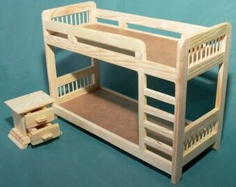 Etagenbett Puppen Holz : Etagenbett tisch etsy