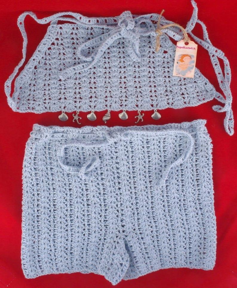 Alluncinetto Costumi Da Bagno Costume Da Bagno Etsy