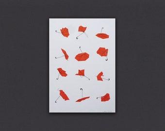 Weather | Riso print