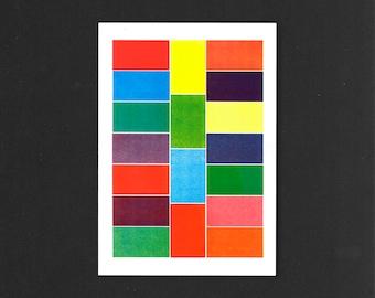 Color mixing | Risoprint