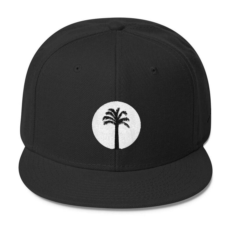 Miami Circle Snapback  Free Shipping image 0