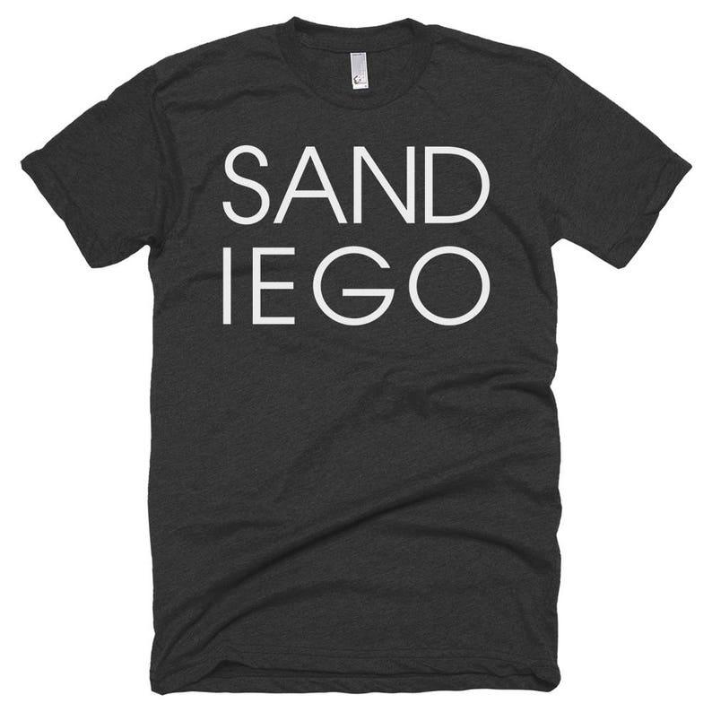 San Diego Letters T-shirt  San Diego California  Free image 0
