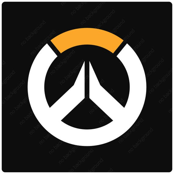 Overwatch Logo Decal Sticker 2 Color Window Car Bumper Etsy