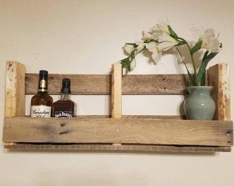 Pallet Shelf / Unfinished