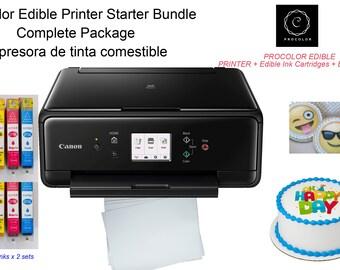 Canon Edible Printer Etsy