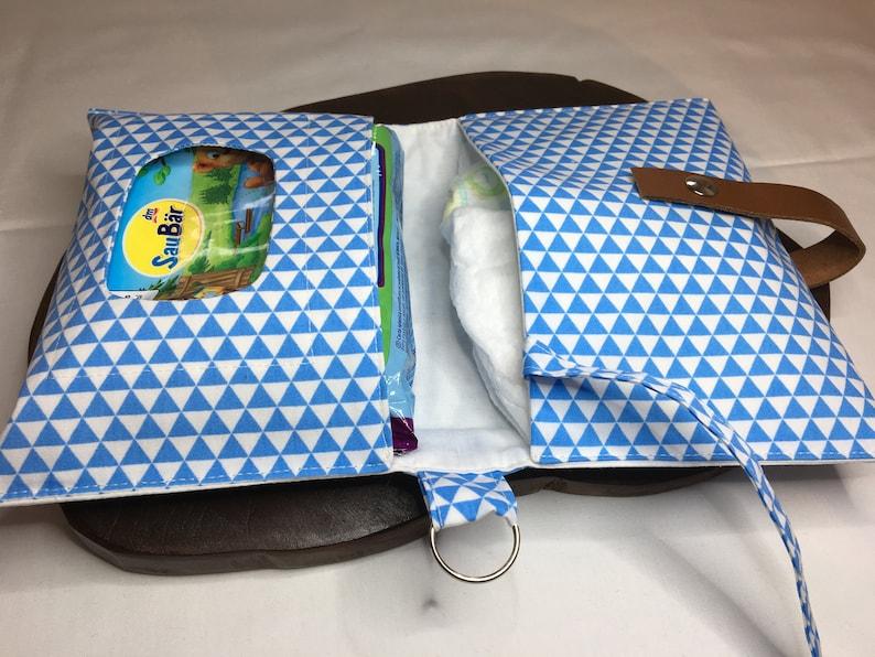 wrap bag small Nappy bag