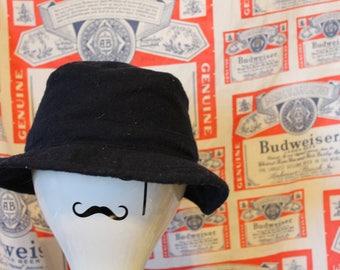 Vintage Wool Bucket Hat    Wool Bucket Hat    Vintage Bucket Hat    Wool Hat     Vintage Wool Hat    Vintage Eastern Bucket Hat    8871bfaa2986