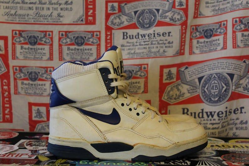 Vintage 1989 Nike Delta Air Force Sneakers    Vintage Nike  841dadd84