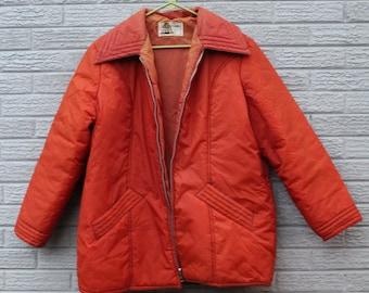 Vintage 70s/80s Amerex Jacket // Vintage 80s coat // vintage 70s coat // vintage ski jacket // 70s ski jacket // vintage jacket //