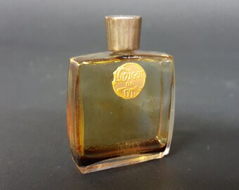L'Origan By Coty Vintage Early Fragrance 1905 In Classic Bottle