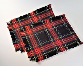 Furniture Scarves Wool Plaid Red Green Black White Yellow for Buffet Table Coffee Table Dressers Christmas Scarf for Display Free Shipping