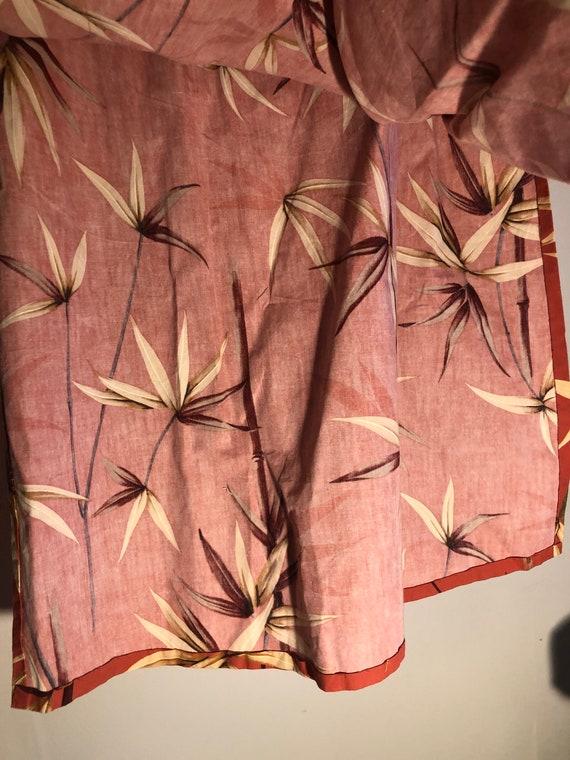 Pake muu cotton dress 1950s style Small S-XS - image 5