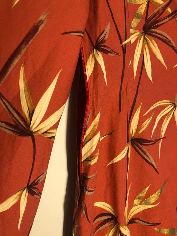Pake muu cotton dress 1950s style Small S-XS - image 8