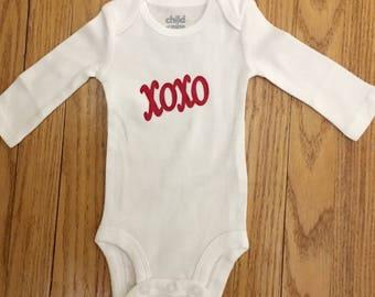 Baby Bodysuit - XOXO