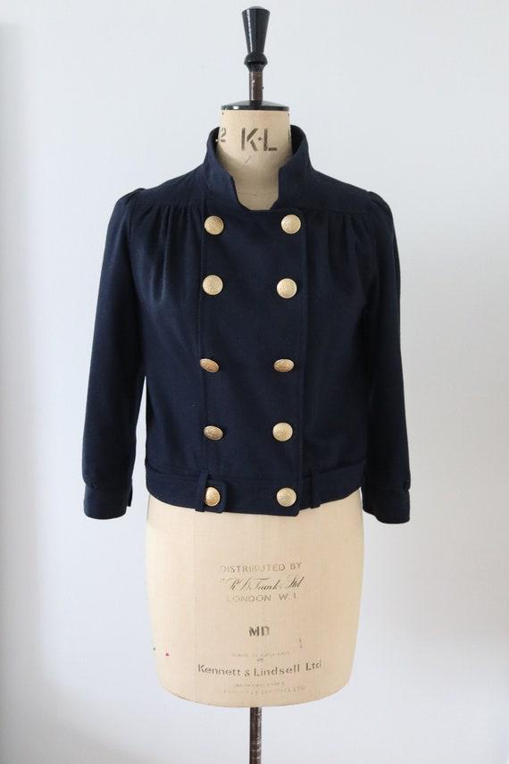 Vintage Military Coat/ Jacket