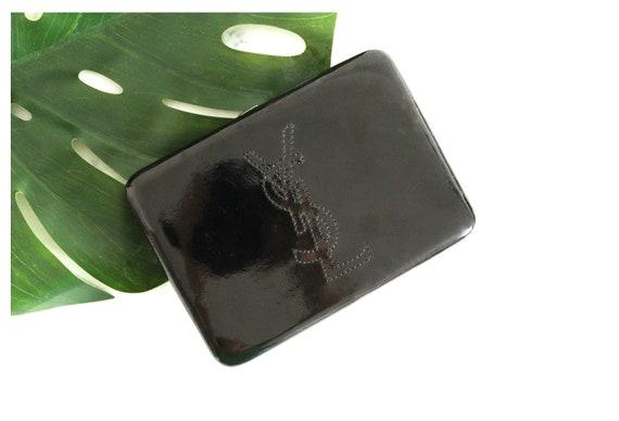 YSL clutch bag black bag