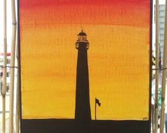 Cape May Lighthouse, NJ 5x7