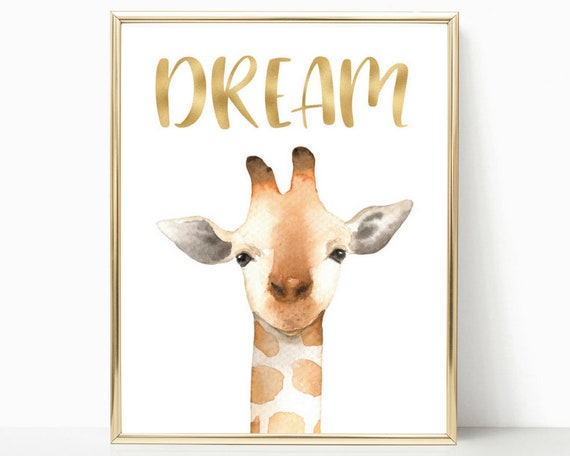 Twin Zebra Safari Nursery Art PrintZoo Baby Shower Gift For TwinsUnframed