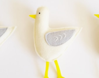 Seagull Bird Organic Catnip Toy Easter Cat Gift for Cat Lover Gift Unique Cat Toy Cute Cat Toy Organic Cat Toy Crazy Cat Lady Bird Lover