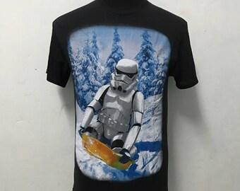 Star wars stormtrooper t shirt