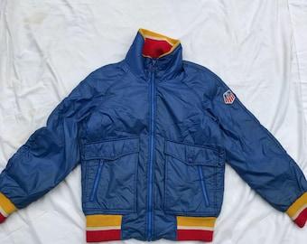Vtg Descente Usa Ski Team jacket snow jacket