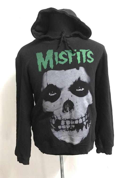 Misfits punk hooded sweatshirt jacket hoodies / sex pistol shirt 7wjAb8Q5