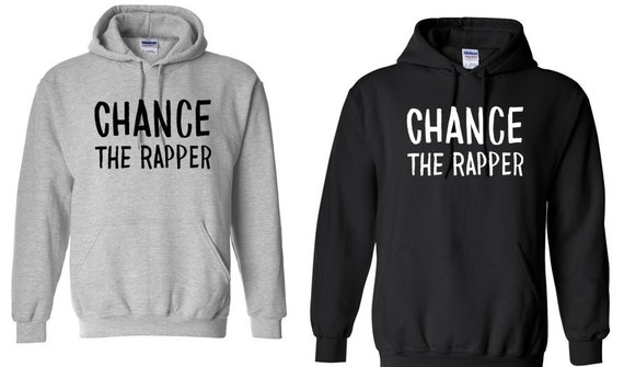 Chance The Rapper Inspired Hoodie Chance Sweater No Problem Etsy