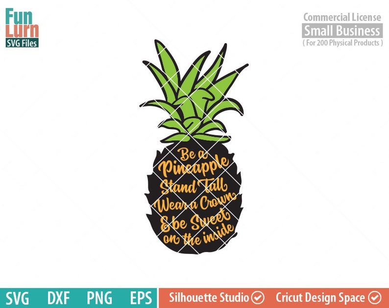 CrownSweetPineapple A Be PineappleStand SvgSummer Quote TypographyPngDxfEps TallWear kXiPuOTZ