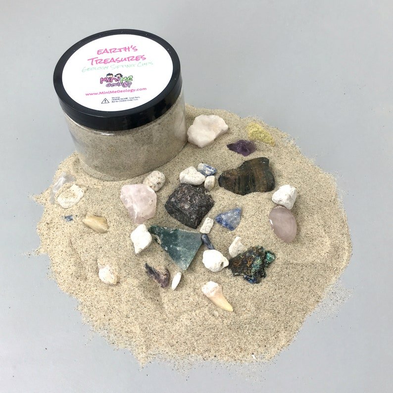 Earth/'s Treasures Geology Sifting Cup