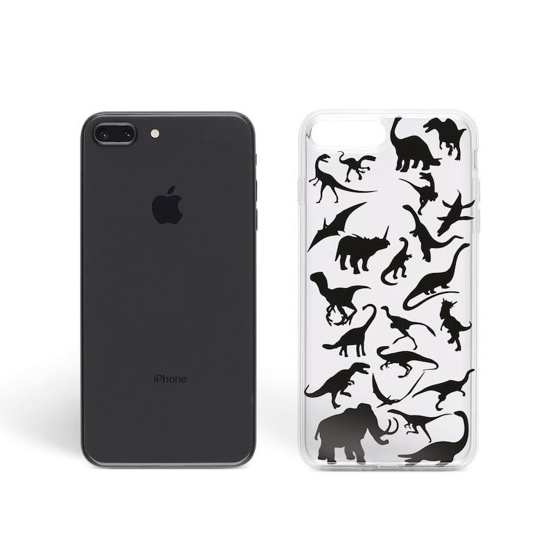 Dinosaurs iPhone XS Max Case Jurassic World iPhone XR Case iPhone X Case iPhone 8 Plus Case Cool Gift For Him Samsung S10 Case Pixel CBB1529