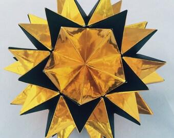 Kusudama ball etsy revealed flower origami ball mightylinksfo