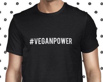 Save Animals T Shirt Vegan Clothing Plant-based Tee Vegan Shirt Vegan Men's T-shirt Animal Rights Tee Men's Vegan Shirt Cool Vegan T-shirt