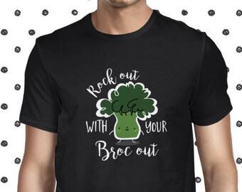 Vegan Men's T-shirt - Funny Vegan Tshirt - Vegan Shirt for Men - Kawaii Vegan Shirt - Cute Plant Tee - Vegetarian Tee - Herbivore Tee