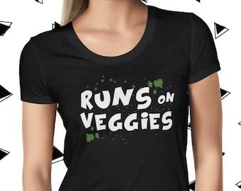 Veggie T Shirt Cute Vegan Shirt Plant-based Tee Cute Plant Tee Plant Based Shirt Plant Based Tee Vegan Shirt Funny Vegan Tshirt Vegetarian