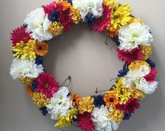 Summer Wreath