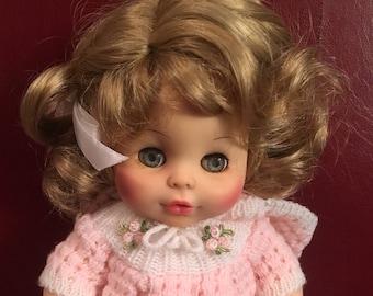 """Reborn/OOAK Vintage baby doll by Horsman 12"""""""