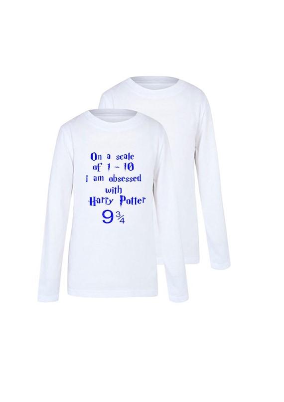 644505bd kids long sleeve OR short sleeve t-shirt kids top harry