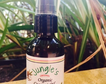 bay oil coconut oil moisturizer bug repellent jungle oil