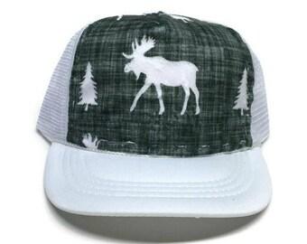 5b2bfe65d0f Moose Minky Trucker Hat
