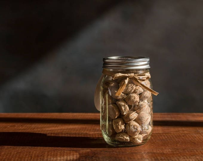 Grain-Free Ginger Cookies 16 oz Mason Jar