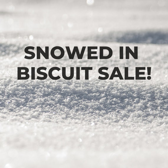 Biscuit Bags Sale!