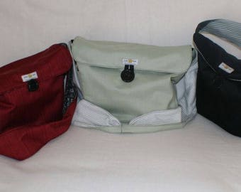 Camera Bag made to order, Versatile, Trendy Camera Bag, Camera Bag with compartments for camera and lenses, Photography Accessories