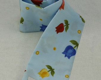 Camera Strap, Strap Cover Sleeve, Tulip Polyester,  Photography Accessories, Slip over existing camera strap, Handmade