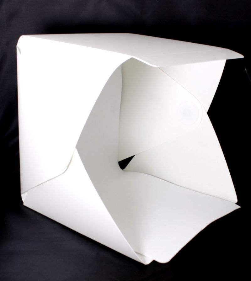 Photography White Light Box With LED Lights And Portable Battery Pack, Free  Shipping Australia Only, Photography Accessories, Macro, Product