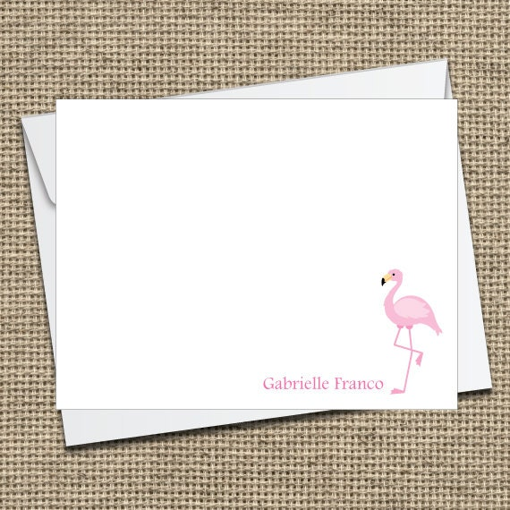 personalized note cards personalized stationery personalized etsy