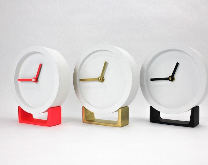 Minimalist Desk Clock