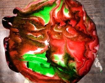 Vegan or gluten-free Abstract art cookies. Dozen.