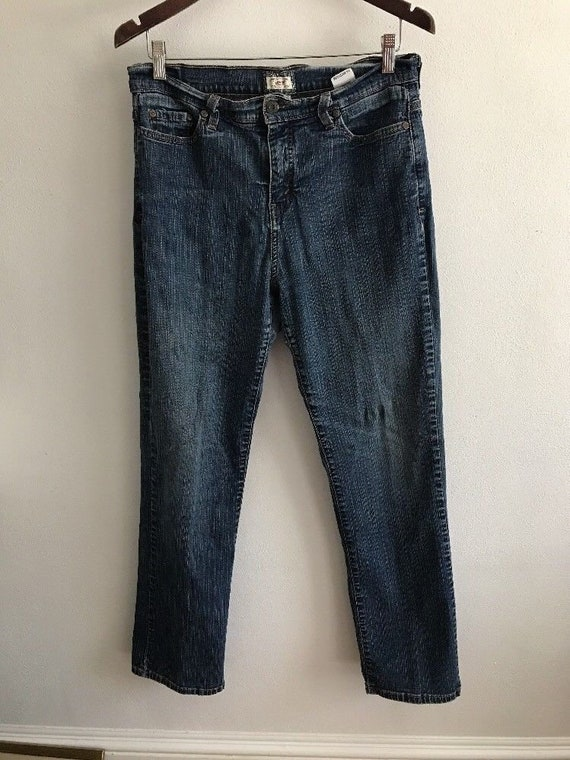 pretty and colorful new products beautiful style Levis 512 Perfectly Slimming Jeans Womens Size 14 Medium Blue Denim Skinny  Leg