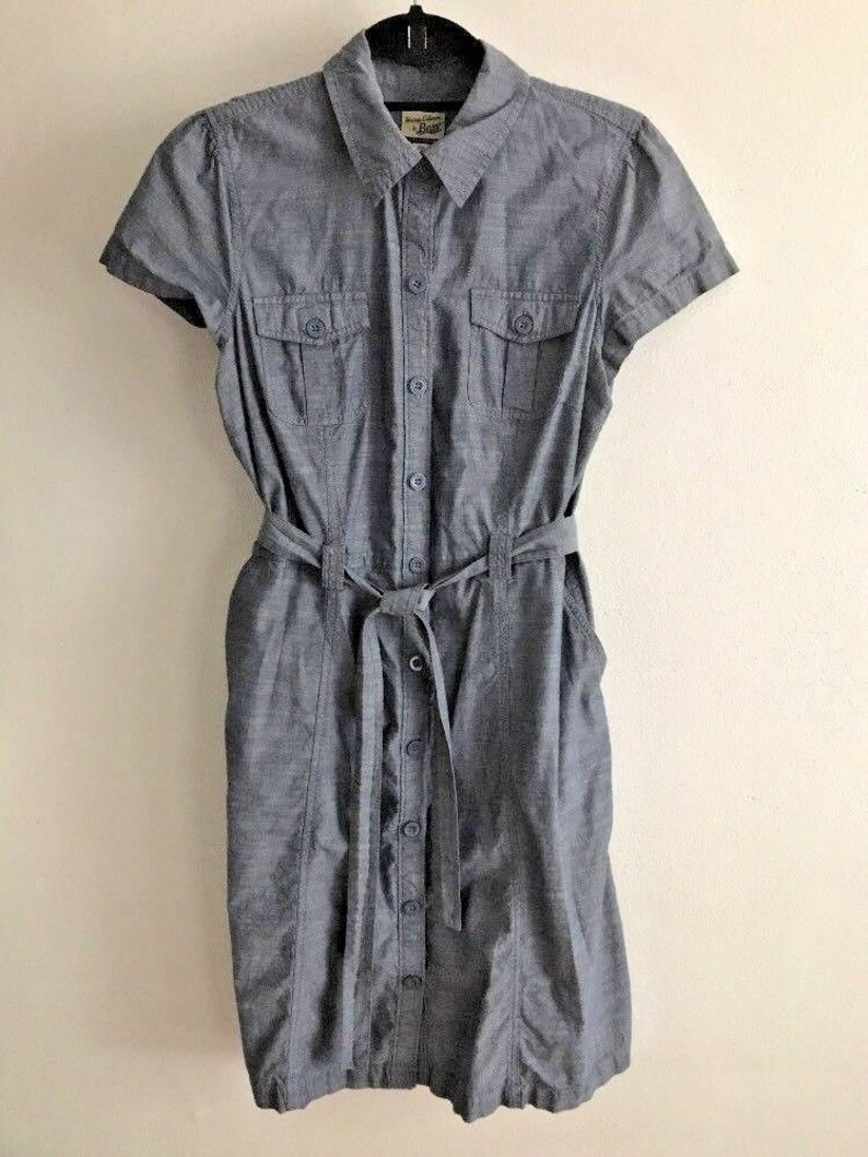 390ffc8e3af Denim Shirt Dress Knee Length - Nils Stucki Kieferorthopäde