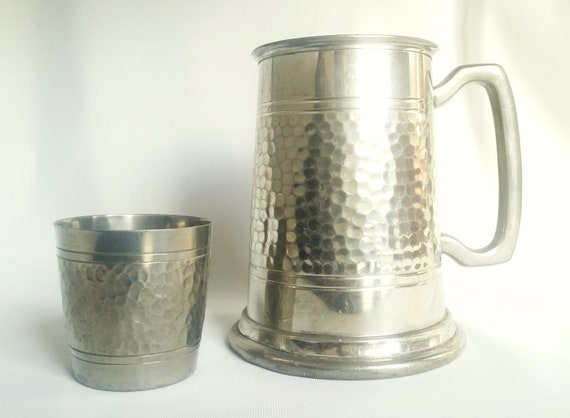 Sterling Silver Shot Glass//Shooting Cup 2016 Sheffield England